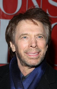 Producer Jerry Bruckheimer