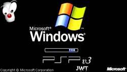windows xp psp: