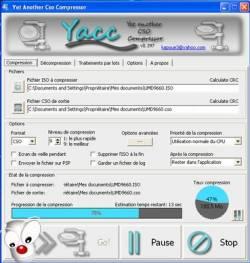 yacc pour psp