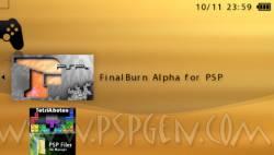 final burn alpha romset download