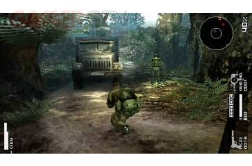 MGS PW Metal Gear Solid Peace Walker Preview PSP (3)
