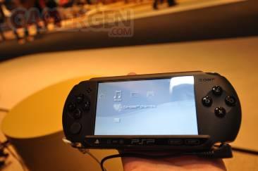 PSP E1000 street cheap - Gamecom 2011 0024