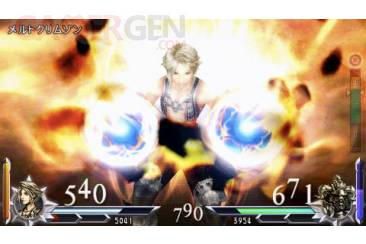 Dissidia Duodecim Final Fantasy 003