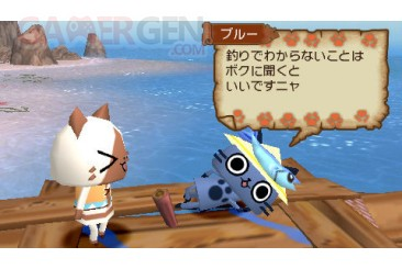 Monster Hunter Nikki PokaPoka Airu Village 10