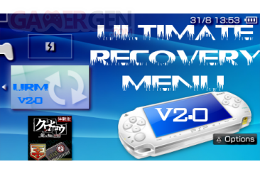 Ultimate Recovery Menu v2 rev 150