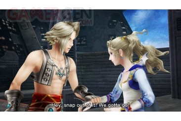 Dissidia Duodecim Final Fantasy 0007