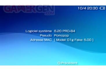 Custom Firmware 6.35 6.20 PRO-B4 008
