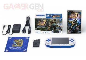 Monster Hunter Portable 3rd bundle Japon 004