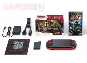 Monster Hunter Portable 3rd bundle Japon 003