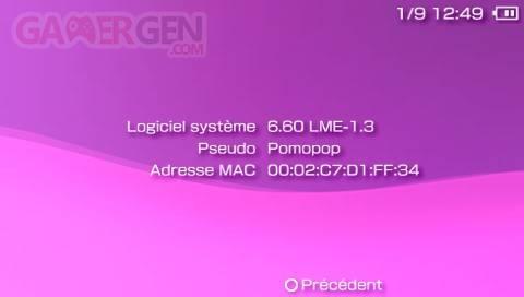 Light Custom Firmware 6.60 ME-1.3 006