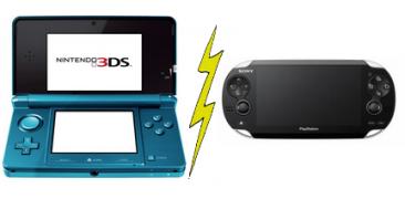 3DS vs PSP2 NGP