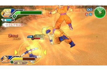 Dragon Ball Tag Versus Tenkaichi Team DBZ PSP (4)