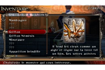 Lord of Arcana screens français 004