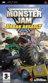 Monster Jam Chaos Urbain