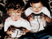 Kids Playing Video Games_qjgenth