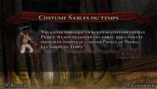Prince of persia les sables oublies screenshot PSP connectivite 202