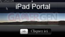 Urbano Portal iPad Portal