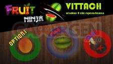 Fruit Ninja version finale