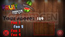 Fruit Ninja version finale - 1