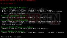 SaveGame Saver 0.6 - 3