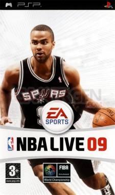 NBA LIVE 09 Essentials.