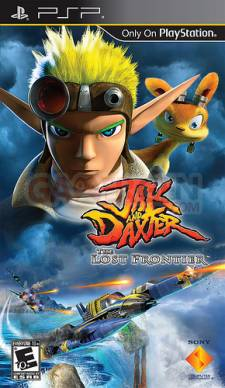 Jak & Daxter The Lost Frontier Platinum