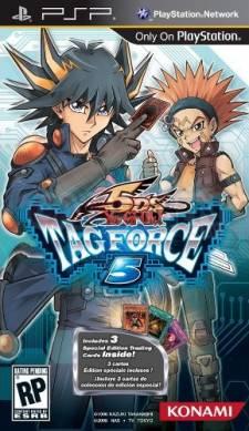 YU GI OH 5D'S Tag Force 5