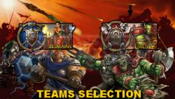 Choix d'équipe