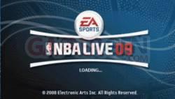 NBA Live 2009 - 1