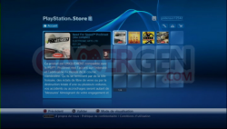 Playstation Store europe