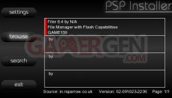 PSP Installer 007