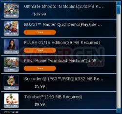 Playstation Store US 1
