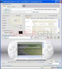 PSP VC a