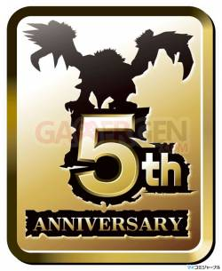 Monster Hunter 5ans