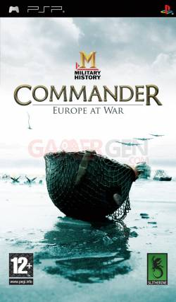 MILITARY HISTORY Commander Europe at War (2)