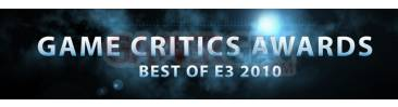 game  critics awards e3 2010
