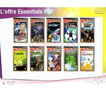 essentials PSP 004