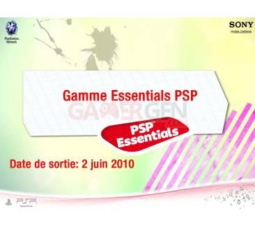 essentials PSP 001