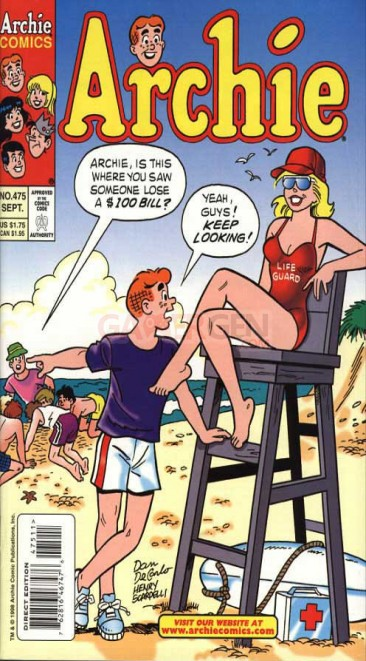 Archie_comics_cover