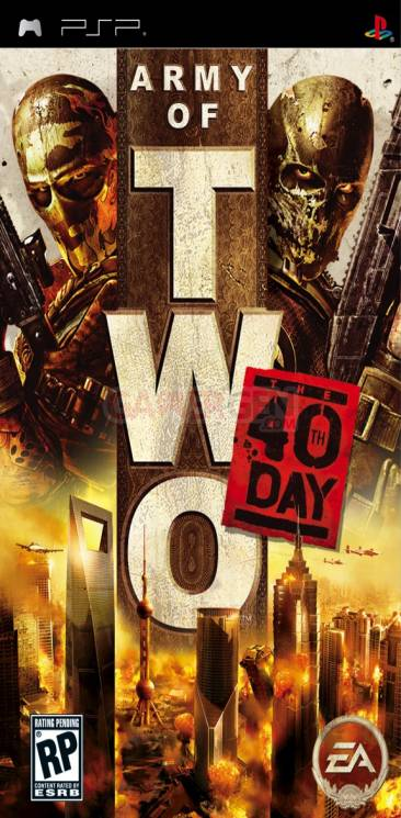Army of Two  40th day2