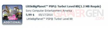 Kit Turbo Level pour Little Big Planet