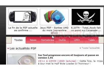 PSPDisp 0.5.1  PSP 007