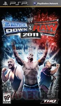 smackdown vs raw 2011 jaquette