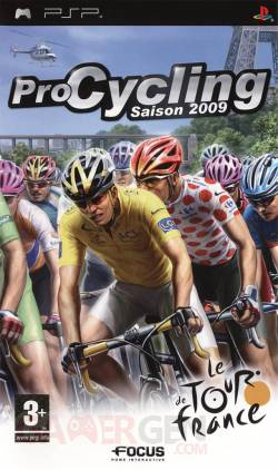 Pro cycling manager 2009 - test Pro cycling manager 2009 - jaquette