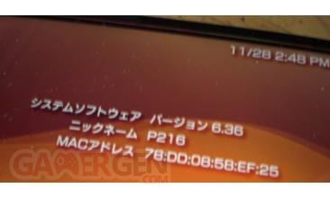 PSP Firmware 6.36 Monster Hunter Portable 3rd