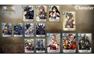 Dissidia Duodecim Final Fantasy 001