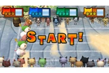 monster hunter nikki poka poka airu village poogie race 10
