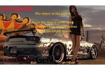 Puzzle Car 004