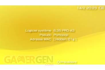 Custom Firmware 6.35 PRO-A3 003