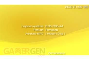 Custom Firmware 6.35 PRO-A4 003